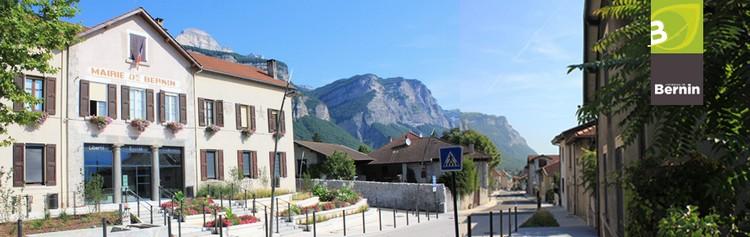 Mairie de Bernin